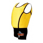 Swimcoach Floating Swimsuit Yellow