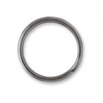 VMC SR-1 Split Rings Size 1 13lb Test Black Nickel Finish Pack of 10