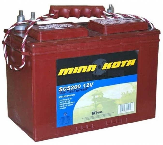 Ho sports katalog trolling motors marine battery for Marine trolling motor batteries