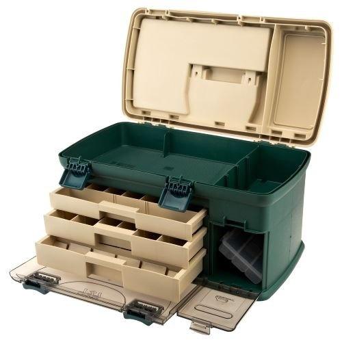 Ho sports katalog fishing tackle boxes and bags for Plano fishing box