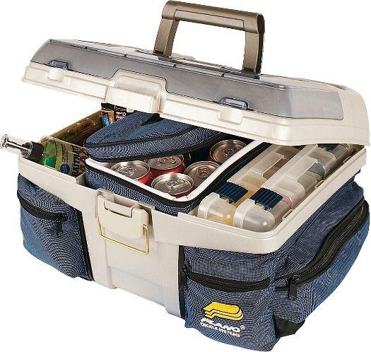 рыболовный чемодан ящик