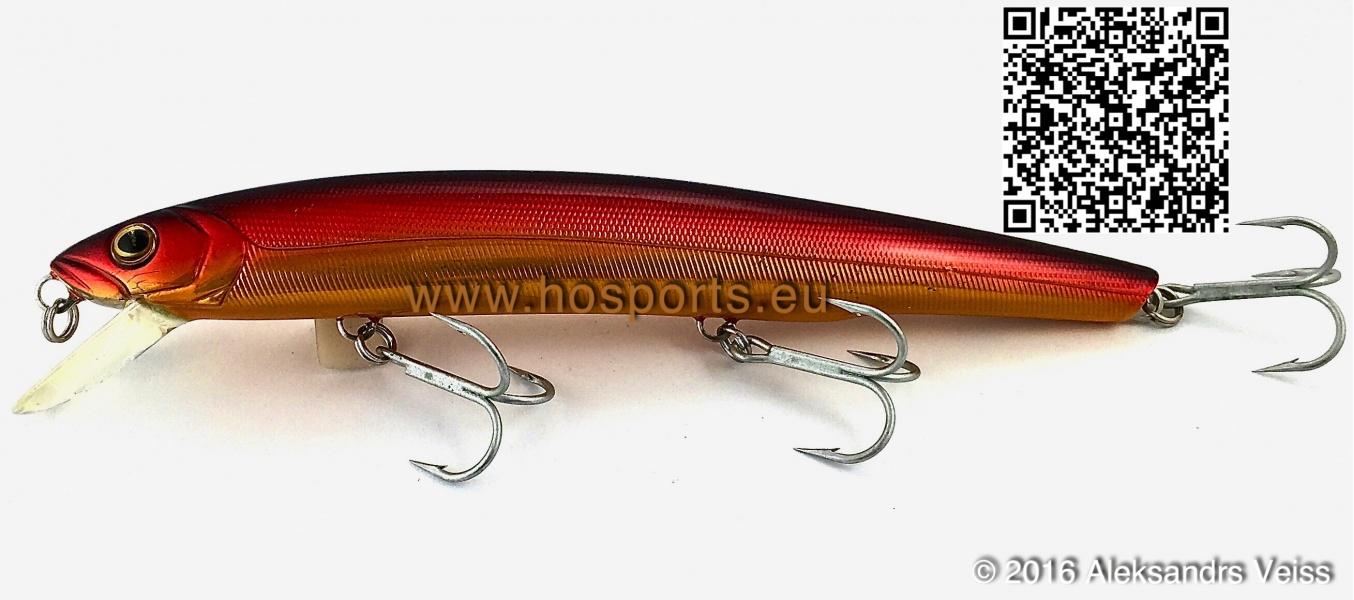 Ho Sports Katalog Fishing Lures River2sea Triho Minnow