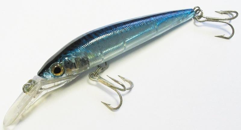 how to fish yo zuri crystal minnow